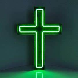 Prop Hire Kemp London Bespoke neon signs prop hire