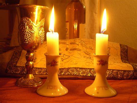 shabbat candle lighting shabbat