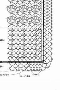 Women U0026 39 S Crochet Cape Pdf Japanese Pattern Diagram Pattern