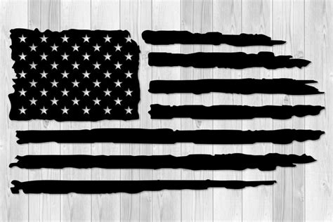 Free flag of the united states vector files. American flag distressed svg, Patriotic 4th of july svg ...
