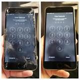 Photos of Screen Repair On Iphone 6