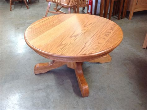 round pedestal coffee table round pedestal coffee table norman 39 s handcrafted