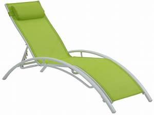 Bain De Soleil Gris : bain de soleil en aluminium beauty phoenix vert ~ Dode.kayakingforconservation.com Idées de Décoration