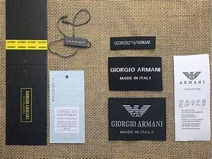 custom made paper and cloth private label and tags With cloth clothing tags