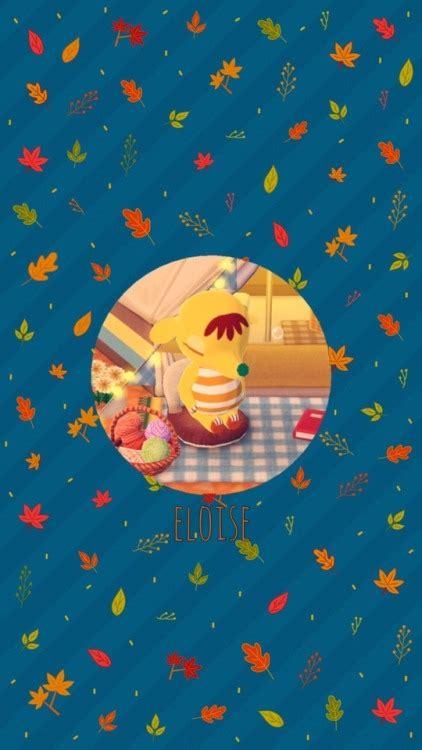 Animal Crossing Pocket C Live Wallpaper - eloise acnl