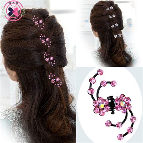 hair ornaments aliexpress buy haimeikang 2017 new fashion 6pcs