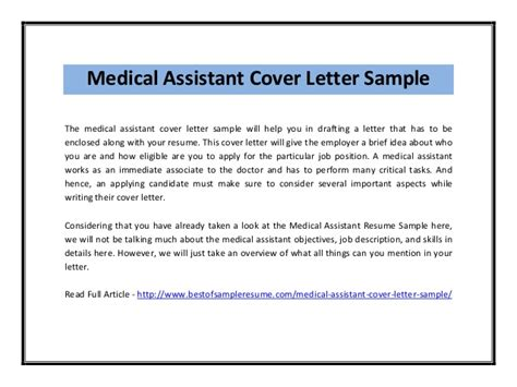 medical assistant jobs no experience required medical assistant cover letter examples resume badak