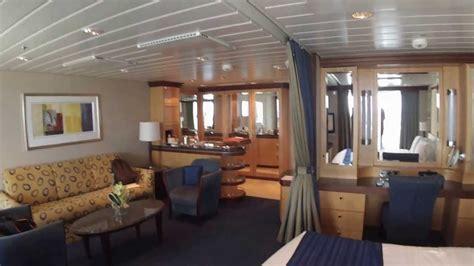 freedom   seas grand suite cabin  youtube
