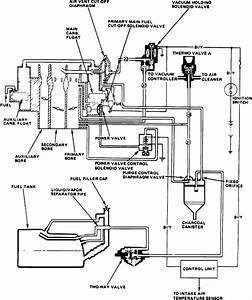 I Need To Get A Vacuum Diagram For An 84 Honda Accord  I