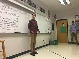 Speech and Debate Club Holds Elections - The Mycenaean