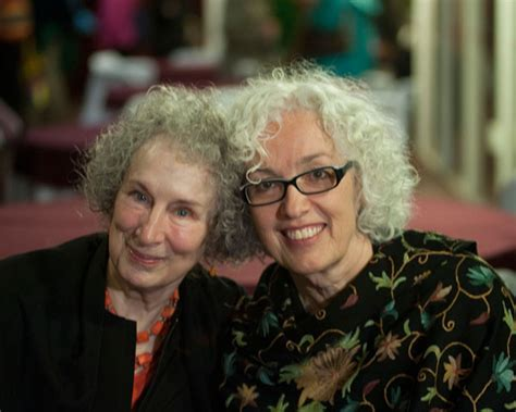 Meeting Margaret Atwood With Spinach In My Teeth By Laurie