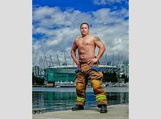 Vancouver Firefighter Charities Hall of Flame Calendar