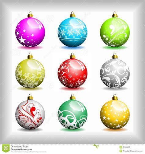 christmas bubbles royalty free stock photos image 11608678