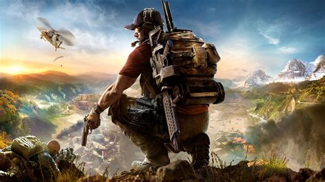 tom clancys ghost recon wildlands wallpapers hd