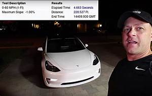 Tesla Model 3 clocks 0-60 mph in 4.6 sec and 1/4-mile in ...