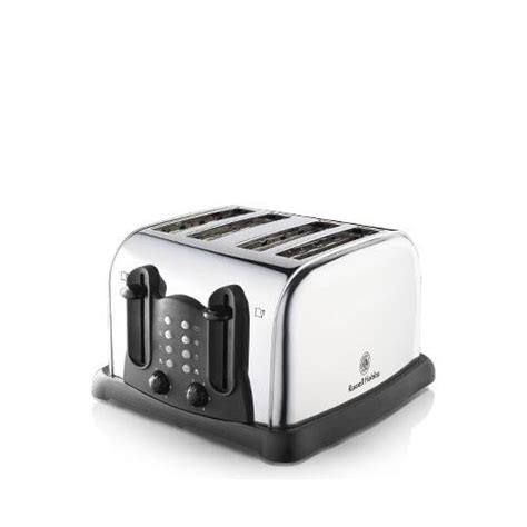 narrow slot toaster hobbs 4 slice wide slot stainle productfrom