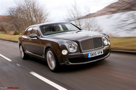 Bentley Flagship Mulsanne Debuts In India!