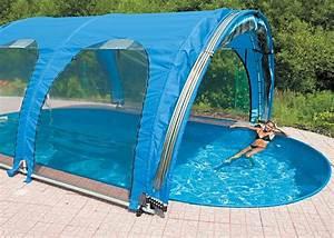Bazén se zastřešením cena