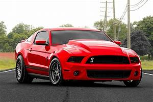 Sean Taylor gets his 2012 Shelby GT500 ready to rampage