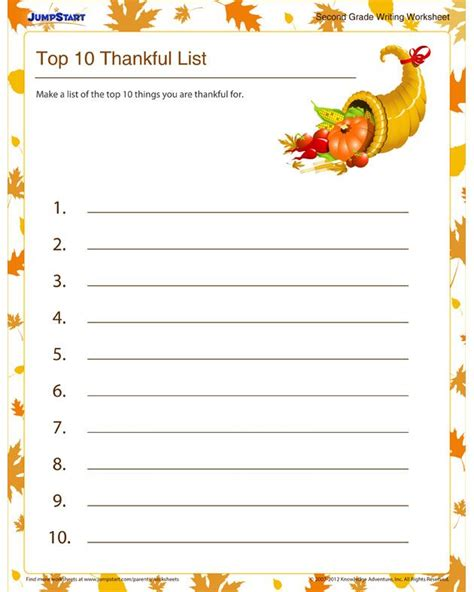 get 2nd grade writing worksheets and printables