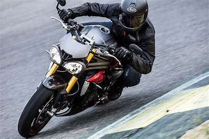 Triumph Triple Speed Disclosed Headlights