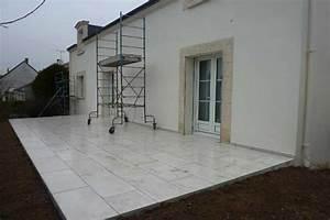 traitement humidite amiante plomb ravalement de facade With nettoyage terrasse carrelage exterieur