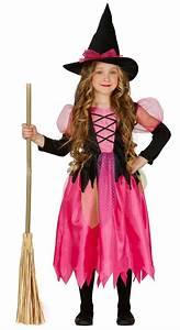 Grusel Kostüm Kinder : pinke hexe hexenkost m f r m dchen gr 110 146 ~ Lizthompson.info Haus und Dekorationen