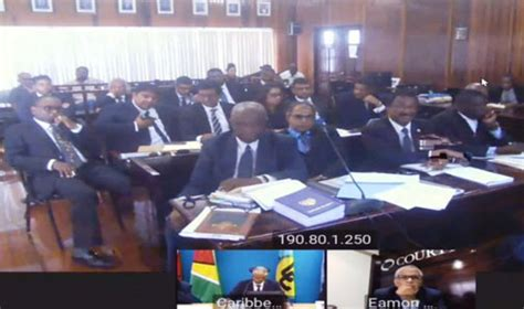 ccj sets    hearing   confidence motion cases