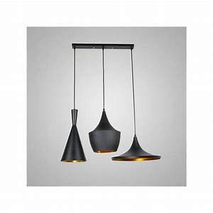 Suspension Industrielle Ikea : luminaire 3 suspensions ~ Teatrodelosmanantiales.com Idées de Décoration