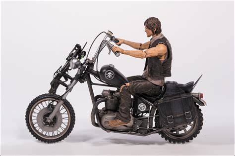Daryl Dixon & Chopper Deluxe Box Set