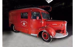 Vente Aux Encheres Vehicules : des anciens v hicules de pompiers mis en vente aux ench res laffly bss163 1948 l 39 argus ~ Maxctalentgroup.com Avis de Voitures