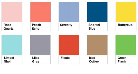 Trendfarbe 2016 Pantone by Pantone 2016 Colours Will The Colour Of Year Be