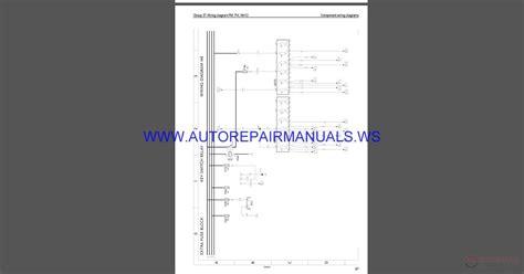 volvo trucks fh wiring diagram wd service manual auto repair manual forum heavy equipment