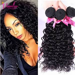 Crochet Braids With Wet And Wavy Human Hair ~ Creatys for