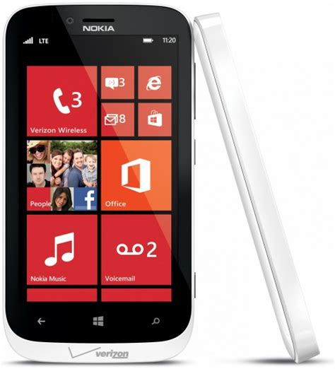 Nokia And Verizon Announce Lumia 822  Cell Phone Cat