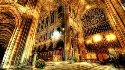 Catholic Desktop Wallpapers Backgrounds Roman Cathedral Abyss
