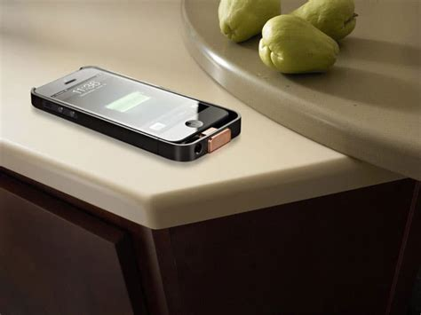 phones with wireless charging charge your phone wirelessly by putting it on your kitchen