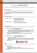Download Chronological Resume Template 1 In Word Docx The Best Resume Templates For 2016 2017 Word StagePFE Resume Format 2017 20 FREE Word Templates RESUME FORMAT 2017 16 Free To Download Word Templates