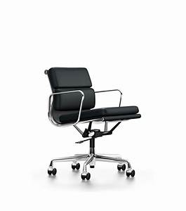 Vitra Eames Chair : vitra soft pad chairs ea217 charles ray eames ~ A.2002-acura-tl-radio.info Haus und Dekorationen