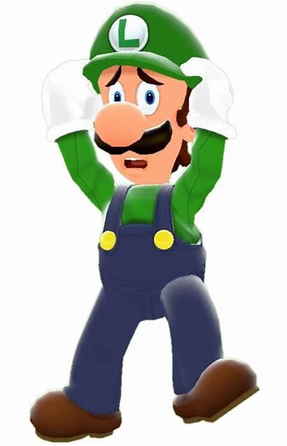 Luigi Smg4 Transparent Supermarioglitchy4 Wiki Fandom Weegee