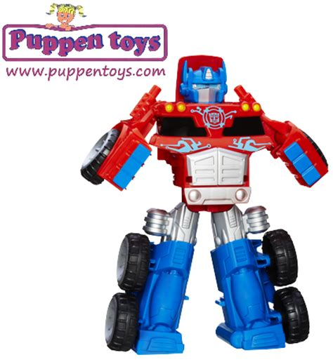 trailer transformers optimus prime hasbro juguetes