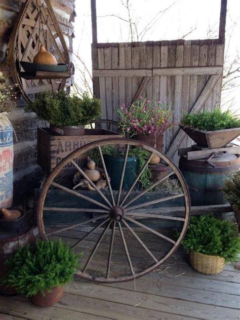 Love The Wagon Wheel Schoolhouse Country Gardens