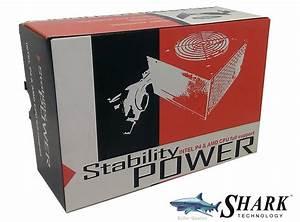 Shark 550w Pc Power Supply