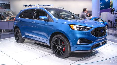 Ford Edge St Price by 2019 Ford Edge St Price Release Date Specs