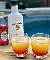Learn more about our products, delicious rum cocktails and drink recipes. Malibu Sunset Cocktails - The Cookin Chicks