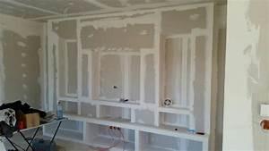 Raumteiler Selber Bauen : tv wand bauen dt39 hitoiro ~ Lizthompson.info Haus und Dekorationen