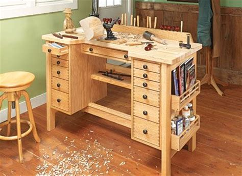 hobby bench woodsmith  pg   beautiful