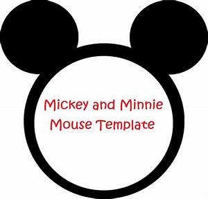 Minnie Mouse Cut Outs Printable | Minnie Mouse invitation ...
