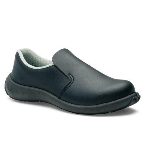 chaussure de securite cuisine femme noir