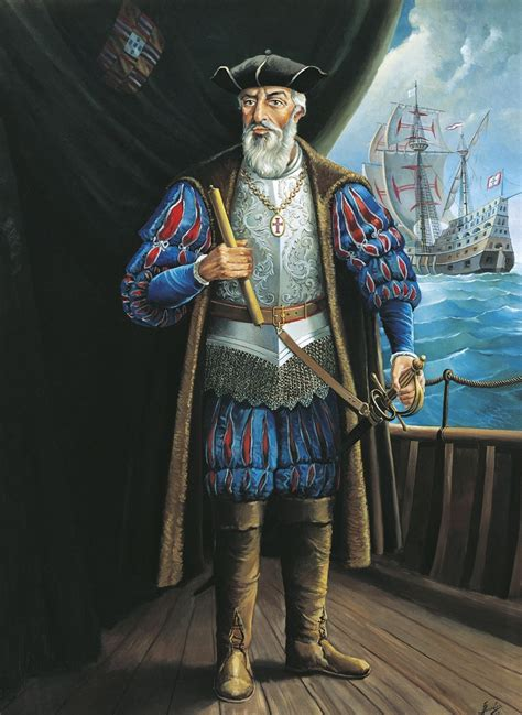 Vasco da Gama - HISTORY